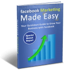 Facebook Marketing Made Easy icon